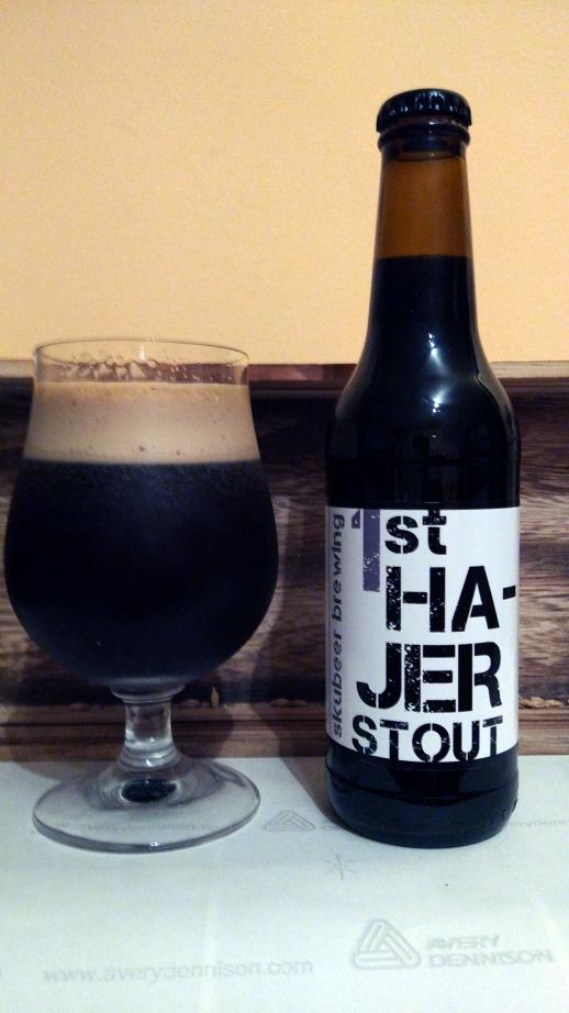 New beer – 1st Hajer